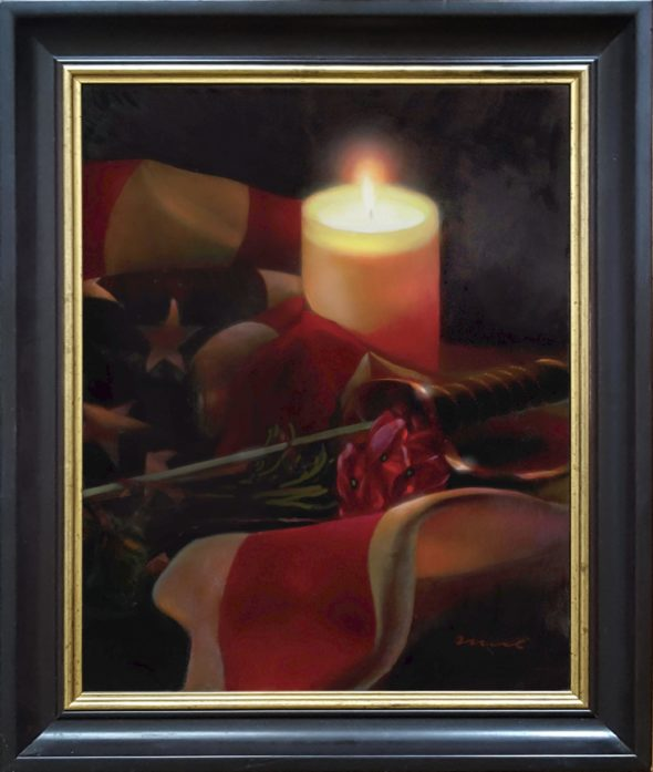 Framed Remembrance