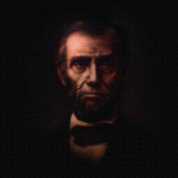 Lincoln Portrait Canvas